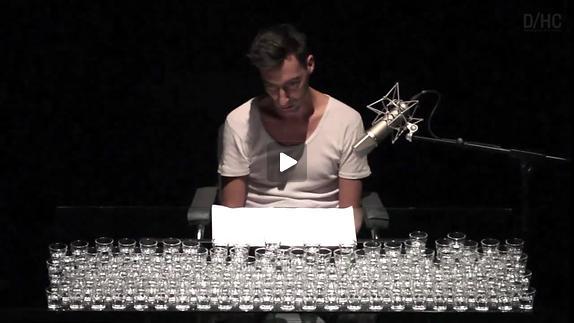 "Vidéo ""Kolik"" de Rainald Goetz, m.e.s. Hubert Colas - Teaser"