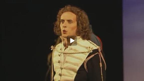 Vidéo Le Prince de Hombourg, m.e.s. Daniel Mesguich - Bande-annonce