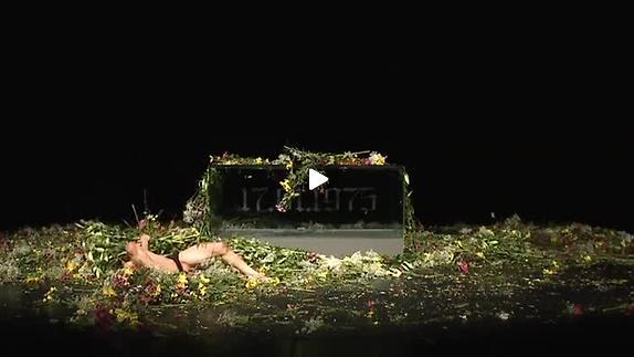 """Vidéo """"Preparatio mortis"""" de Jan Fabre, bande-annonce"""