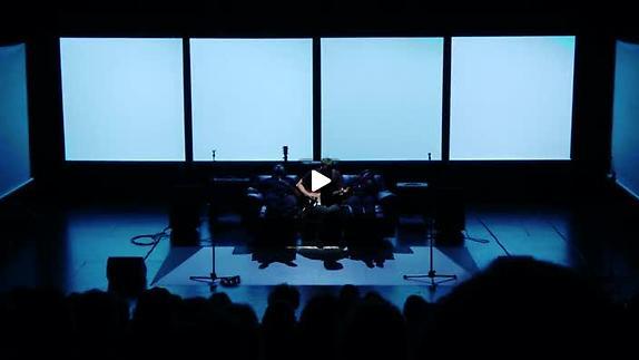 """Vidéo """"Un Rire Capital"""", m.e.s. T. Bedard, extraits"""