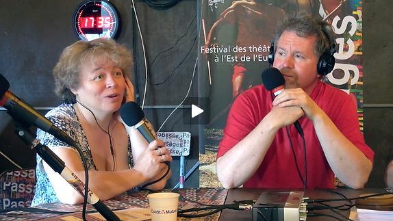 """Vidéo Entretien avec I. Epelbaum et M. Krasnopoloskaya pour """"Au pays des Lilikans"""""""