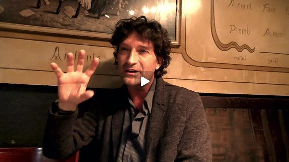 """Vidéo """"Moi, Caravage"""" - Interview de Cesare Capitani pour Pianopanier"""