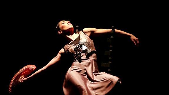 """Image du spectacle """"Una mirada lenta"""" d'Ana Morales - Extraits"""