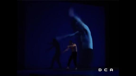 """Vidéo """"Solo"""" - P. Découflé / Cie DCA - Extraits"""