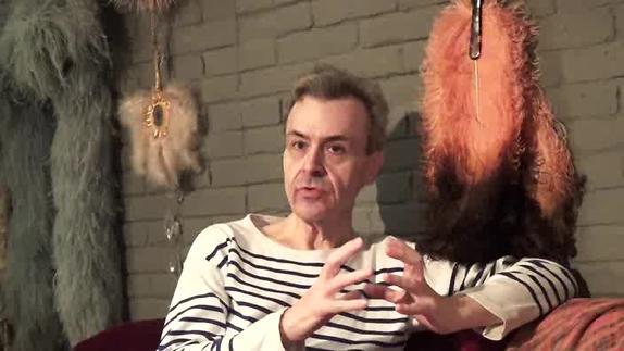 "Vidéo ""L'Interlope"" - Interview de Serge Bagdassarian par Pianopanierblog"
