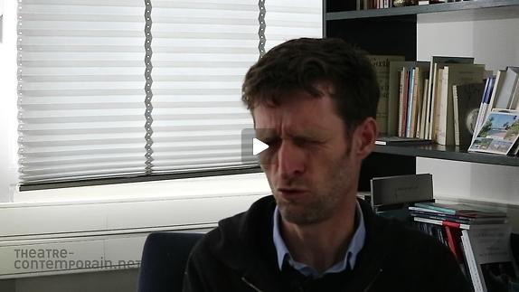 """Vidéo Pierre Guillois, """"Bigre"""", présentation"""