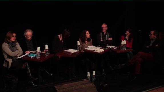 Vidéo Histoire du théâtre jeunesse (table ronde N°1)