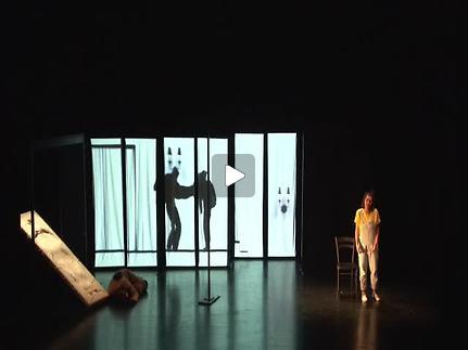 "Vidéo ""Pacamambo"", m.e.s. Yves Chenevoy - Cie Chenevoy - Teaser"