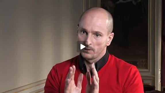 """Vidéo """"La Chambre 100"""", entretien avec Vincent Ecrepont"""