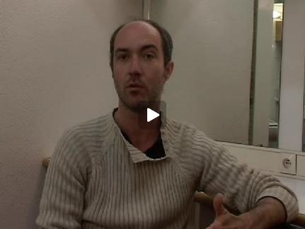 """Vidéo Entretien avec Gildas Milin pour """"Force Faible"""""""