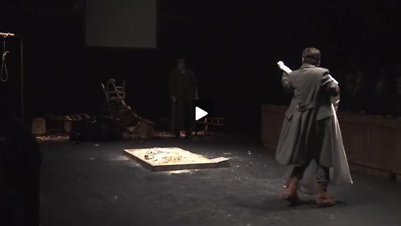 "Vidéo ""Oedipe Parricide"" - CieSourouS - Teaser"