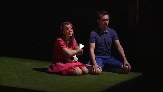 """Vidéo """"Cupidon est malade"""" de Pauline Sales, m.e.s. Jean Bellorini - Teaser"""