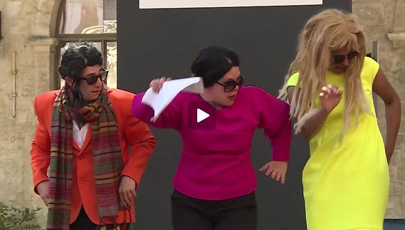 """Vidéo La Piccola Familia - """"Le Ciel, la Nuit..."""" - """"Miroir de... ?"""" (14) - Extrait"""