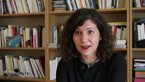 """Vidéo Anaïs Allais, """"Lubna Cadiot (x7)"""", les personnages"""