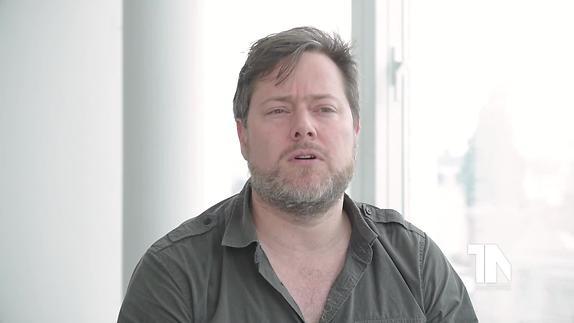 """Vidéo Milo Rau, """"La Reprise, Histoire(s) du théâtre (I)"""", entretien"""