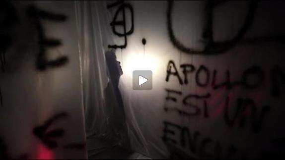 "Vidéo ""LMDLP (LaMortDeLaPythie)"", résidence #2"