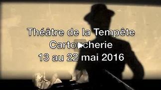 """Vidéo """"Chansons sans gêne"""", 3ème épisode Nathalie Joly chante Yvette Guilbert"""