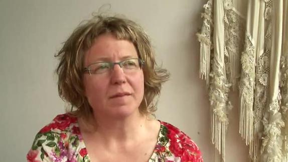 """Vidéo """"Baptiste et Angèle"""", entretien avec Francine Wohnlich"""