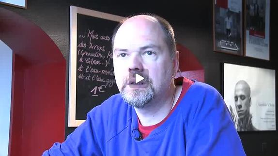 Vidéo ''Scènes de la vie conjugale'', présentation par Frank Vercruyssen