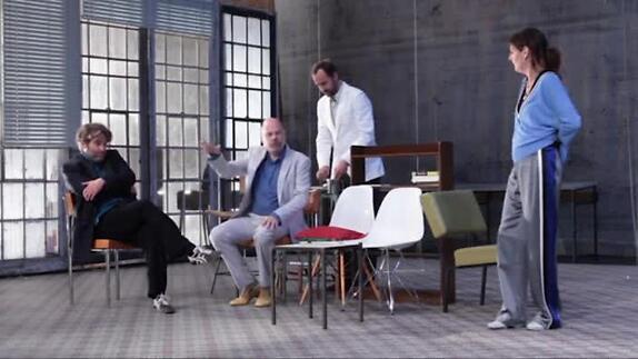 """Vidéo """"La Cerisaie"""" - tg STAN - Bande-annonce"""