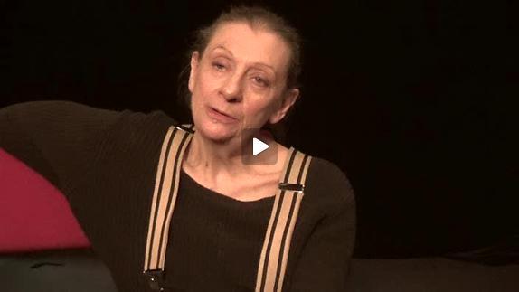 """Image du spectacle """"Racine ou la leçon de Phèdre"""" - Interview d'Anne Delbée pour Pianopanier"""