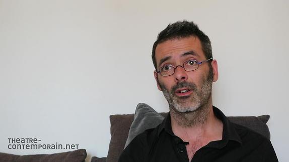 """Vidéo Sylvain Renard, """"L'écriture au jour le jour"""""""