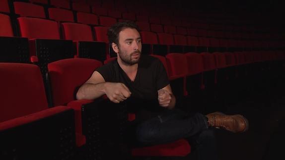 Vidéo Festival En Acte(s) - Entretien avec Maxime Mansion