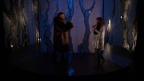 """Vidéo """"Petite Sorcière"""" de P. Brullemans, m.e.s. F. Marin - Teaser"""