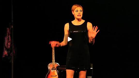 """Vidéo """"Music-hall"""" de J.-L.Lagarce, m.e.s. Chloé Brugnon, bande-annonce"""
