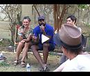 "Vidéo ""The Last king of Kakfontein"", dialogue artistes-spectateurs"