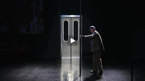 """Vidéo """"Souterrainblues"""", m.e.s. Christophe Perton, extraits"""