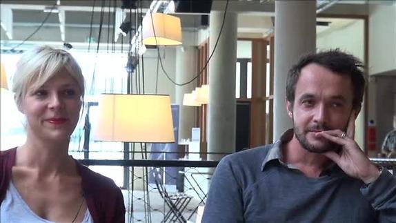 """Vidéo Entretien avec Sophie Cattani et Antoine Oppenheim pour """"ETAT civil"""""""