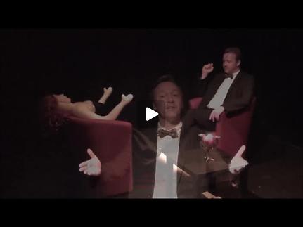 """Vidéo """"Comment j 'ai dressé un escargot sur tes seins"""" de Mattéi Visniec"""