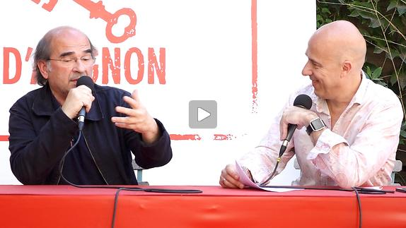 """Vidéo Jean-François Matignon pour """"La Fille de Mars"""""""