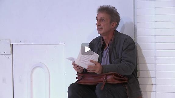 """Vidéo """"Contagion"""" de François Bégaudeau, m.e.s. Valérie Grail - Extraits"""