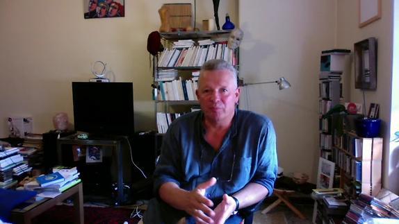"""Vidéo """"Et dans le trou de mon coeur, ..."""" de S. Cotton / Présentation par l'auteur"""