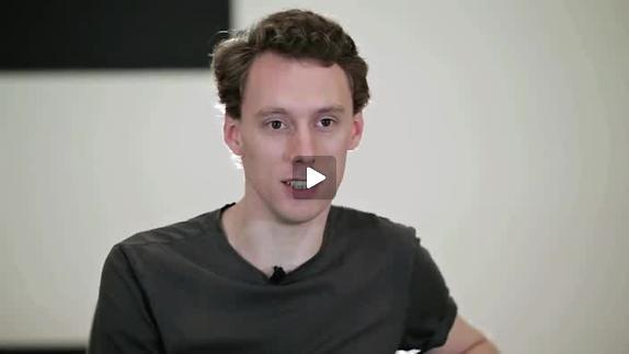 """Vidéo """"Martyr"""" de Marius Von Mayenburg, présentation par Matthieu Roy"""