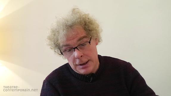 """Vidéo Philippe Dorin, """"Le Chat n'a que faire des souris mortes"""", extrait 1"""
