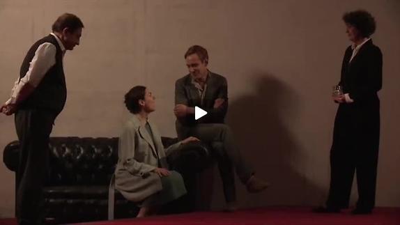 """Vidéo """"Qui a peur de Virginia Woolf ?"""", m.e.s. Alain Françon - Teaser"""