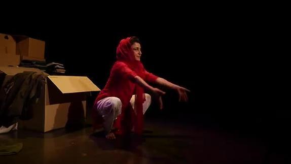 """Image du spectacle """"Comment on freine ?"""" - Violaine Schwartz/Nathalie Dutour - Extrait"""
