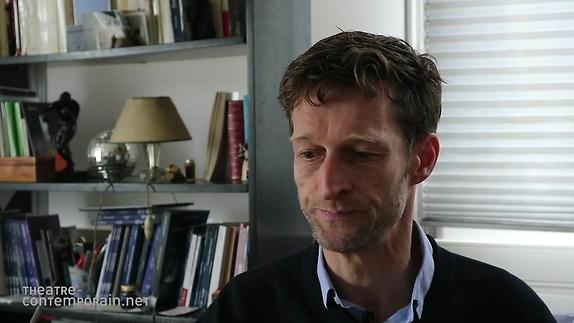 """Vidéo Pierre Guillois, """"Le contexte menant à l'écriture"""""""