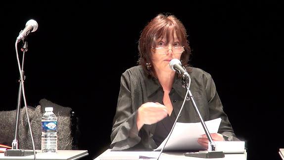 """Vidéo Communication de Lydie Parisse / journée d'études """"Juste la fin du monde"""""""