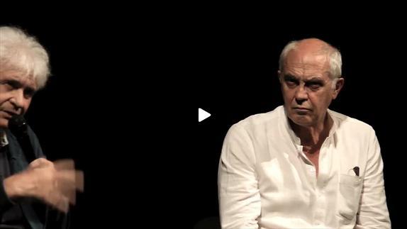 """Vidéo Alain Françon, """"Un mois à la campagne"""", présentation"""