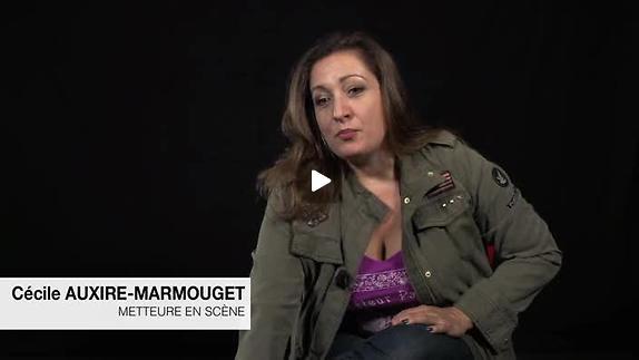 """Vidéo """"Piscine (pas d'eau)"""" - Entretien avec Cécile Auxire-Marmouget"""