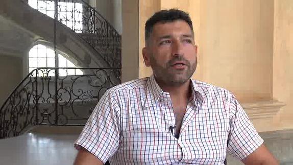 """Vidéo Pedro Kadivar, """"L'écriture au jour le jour"""""""
