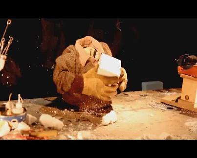 """Vidéo """"Dans l'atelier"""", m.e.s. Alain Moreau, extraits"""