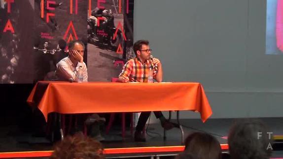 Vidéo Présentation de Jérôme Bel au Festival TransAmériques 2016