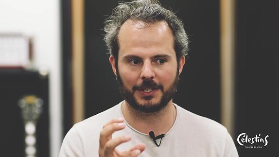 """Vidéo """"Scala"""" - Entretien avec Yoann Bourgeois"""