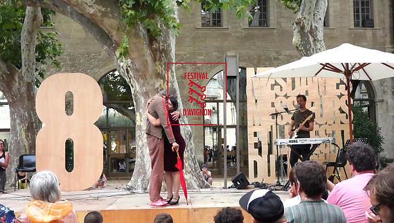 Image du spectacle La 72e édition du Festival d'Avignon en 4 minutes