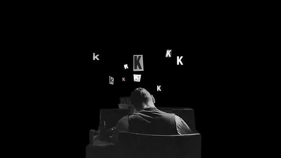 """Vidéo """"Continent Kafka"""" de Pascal Crochet, bande-annonce"""